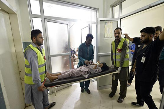 Azad Kashmir earthquake leaves 38 dead, over 500 injured