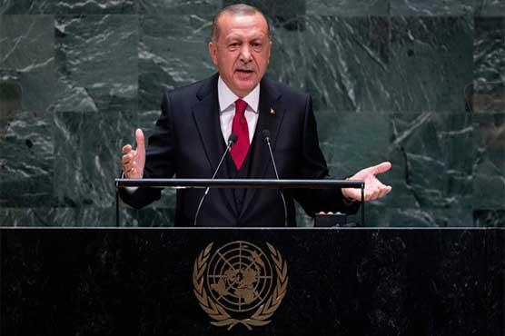 Erdogan calls for caution over blaming Iran for Saudi attacks