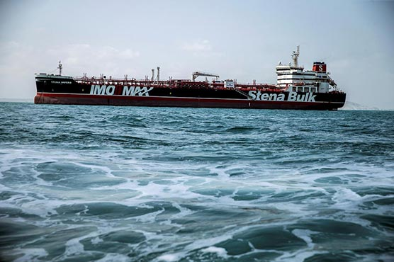 Tanker released by Iran reaches international waters: Swedish owner