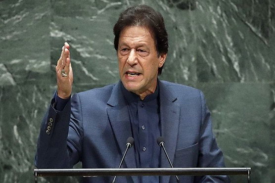 PM Khan alarms UNGA about possibility of India-Pakistan nuclear conflict