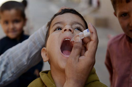 Twelve-day special anti-polio campaign begins in three districts of Kohistan tomorrow