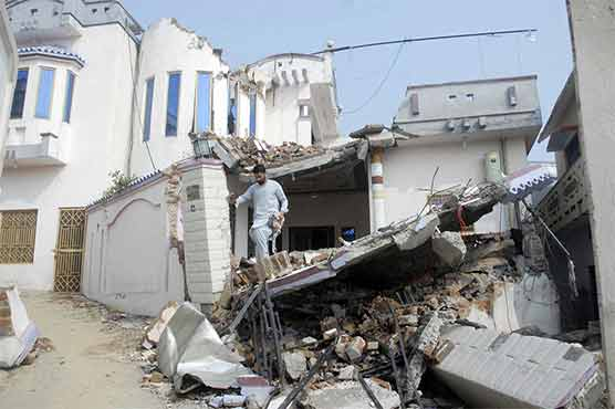 PM Imran to visit earthquake hit areas today