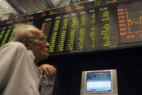 PSX gains 1277 points to close at 30,782 points