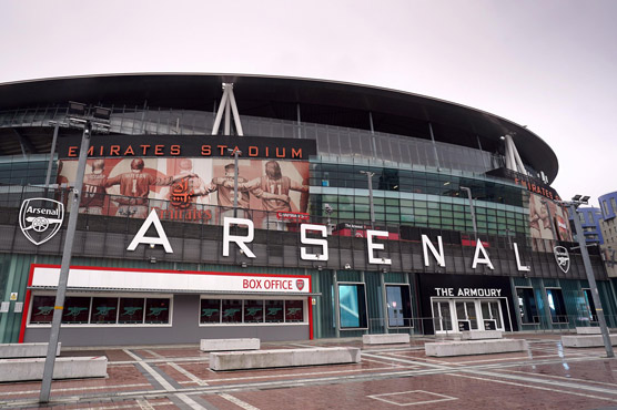 Coronavirus: Arsenal in 'productive' talks with players over wages