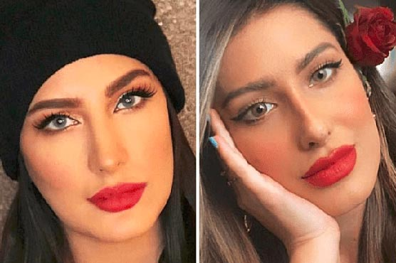 Pictures of Mehwish Hayat's look-alike go viral on internet - Entertainment - Dunya News