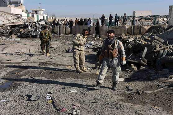 افغانستان میں طالبان کا حملہ، 28 سکیورٹی اہلکار مارے گئے