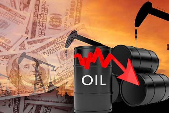 Oil prices likely to drop by Rs15 in Pakistan as crude oil dives to 4-decade low below per barrel