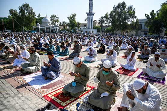 Nation celebrates Eid-ul-Azha with religious zeal, fervor