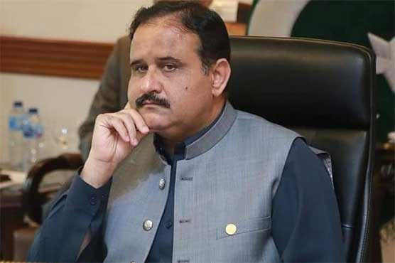 CM Buzdar directs to continue cleanliness drive on second day of Eid
