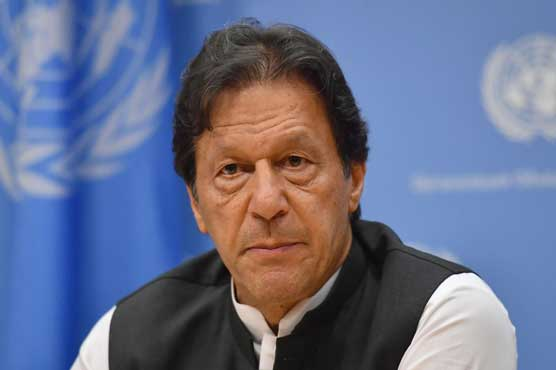 Pakistan to continue support of Kashmiri people till inalienable right: Imran Khan