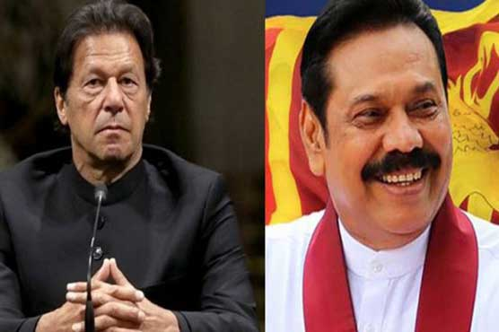 Sri Lankan PM thanks PM Imran for 'warm wishes' on polls victory