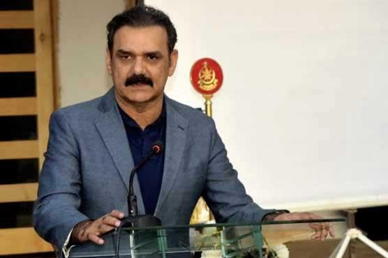 CPEC projects in South Balochistan making progress: Asim Bajwa