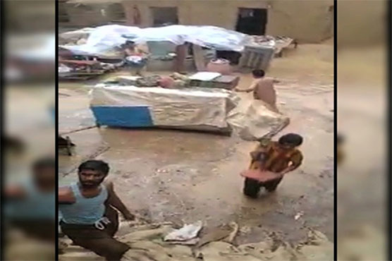 9 killed in rain-related incidents in Balochistan