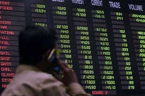 PSX loses 182.44 points to close at 40290.74 points