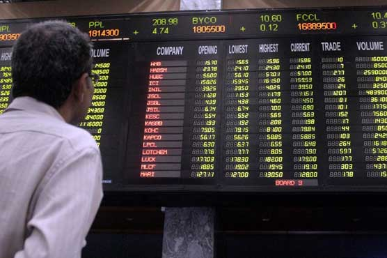 PSX loses 168 points, closing at 40,112 points
