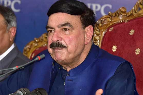 Imran Khan will not give NRO to opposition: Sheikh Rashid