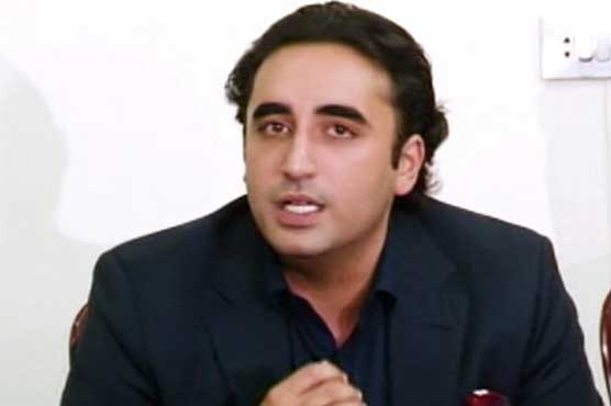 Bilawal expresses regret over loss caused by rains in Sindh