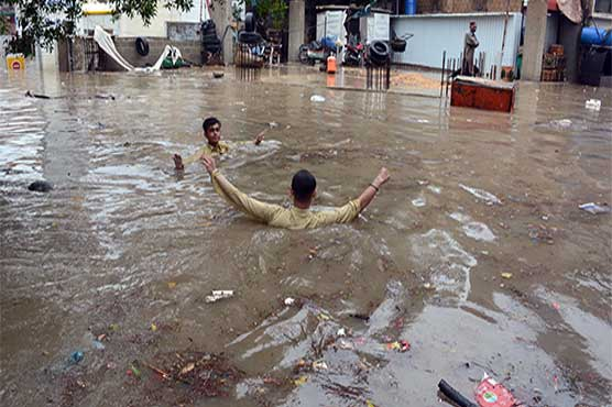 Rain continues to bring more misery for Karachiites