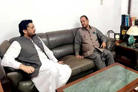 Afridi, Attique urge FATF to take note of illegal funding to RSS from Indian diaspora