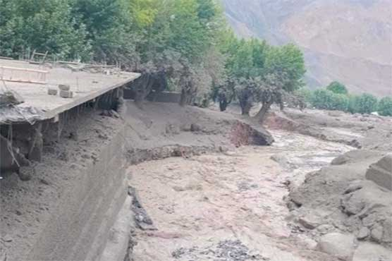Six die in Khyber Pakhtunkhwa flooding after rains