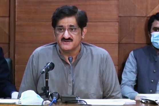 PM Imran assures full cooperation to help cover damage caused by rain: Sindh CM Murad