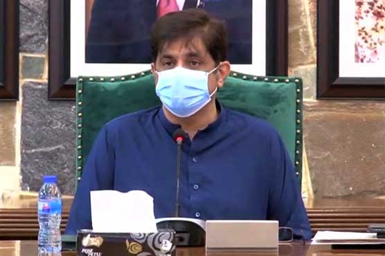 CM orders to clean all streets of Karachi after rain