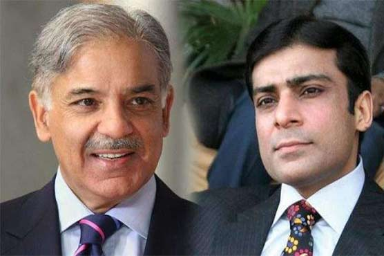 Plea to extend Shehbaz, Hamza's release on parole forwarded to Punjab authorities