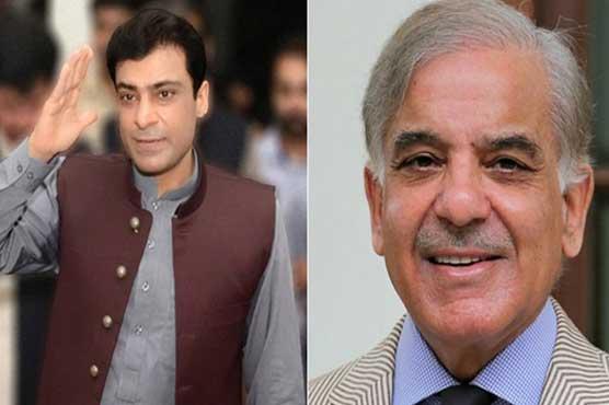 Punjab govt extends parole of Hamza, Shehbaz for 24 hours