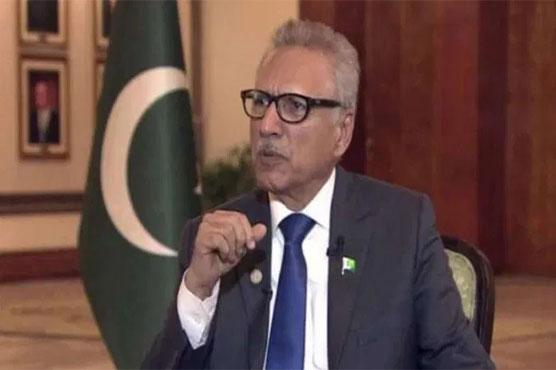 President thanks Turgay Evren for his new song on Kashmir