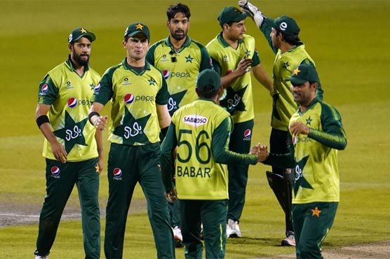 Pakistan team banned from training while in isolation