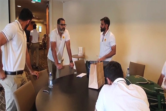 Pakistan team reach Queenstown after leaving managed isolation