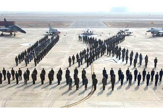 Pak-China joint air exercise Shaheen-IX starts at Operational Air Base