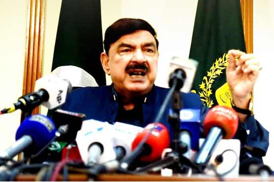 Opponents' rallies won't affect govt: Sheikh Rasheed