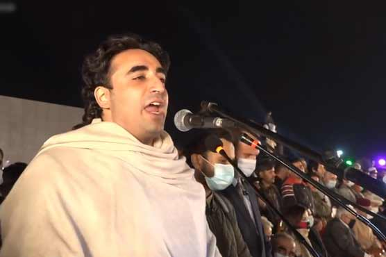 We will reach Islamabad, send puppet govt packing: Bilawal