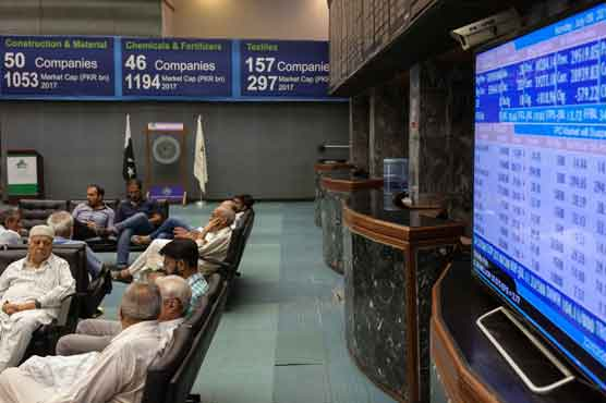 PSX maintains rally, as index rises 795.82 points