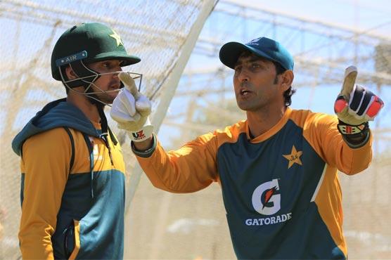 Pakistan begin training in Auckland ahead of New Zealand T20Is