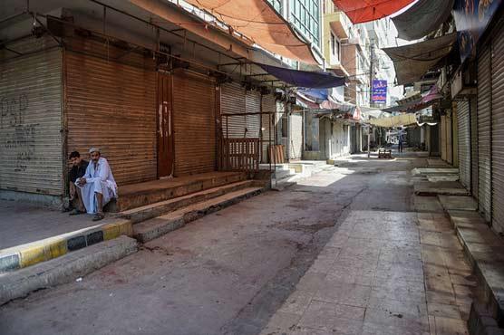 Coronavirus: Smart lockdown imposed in Karachi's west district, several areas in Kemari