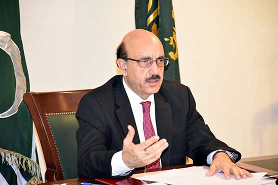AJK President urges UNSC to take notice of Indian attack on UNMOGIP vehicle
