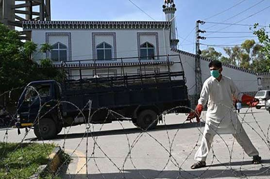 Covid-19 outbreak: Smart lockdown to be imposed in four more areas in Peshawar