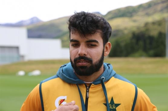 Shadab Khan ruled out of first New Zealand Test by thigh injury