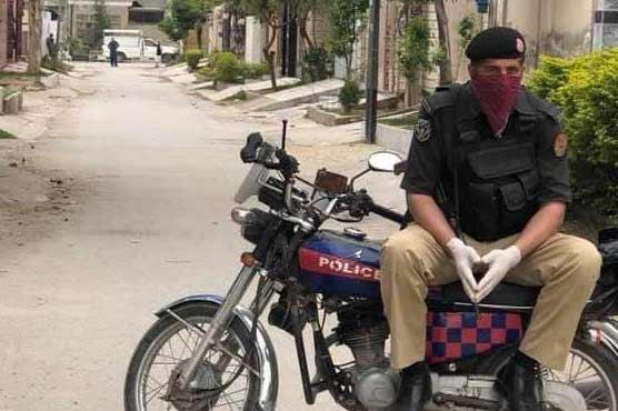 Nine more areas of Peshawar put under smart lockdown