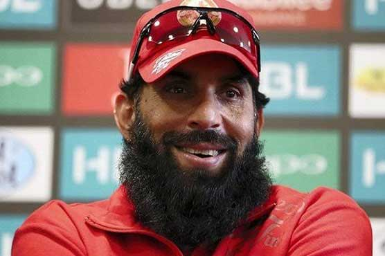 Islamabad United announces to not renew Misbah's contract
