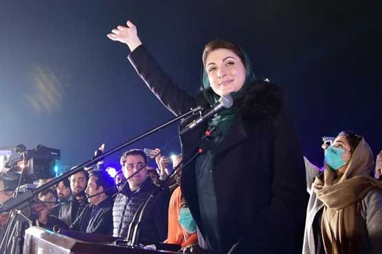 Maryam Nawaz rubbishes claims of track two dialogue