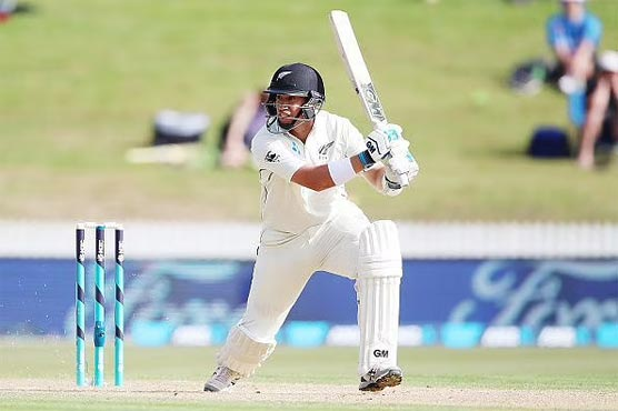 Taylor, Williamson rescue New Zealand after early Pakistan strike