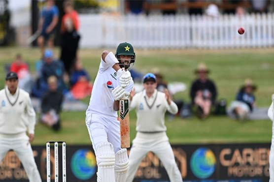Jamieson strikes as Pakistan stumble in reply to New Zealand's 431
