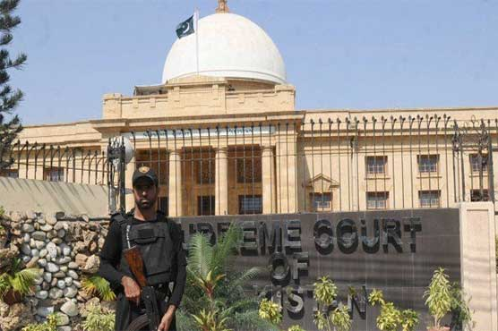 Encroachment case: SC directs Sindh CM to submit implementation report in one month