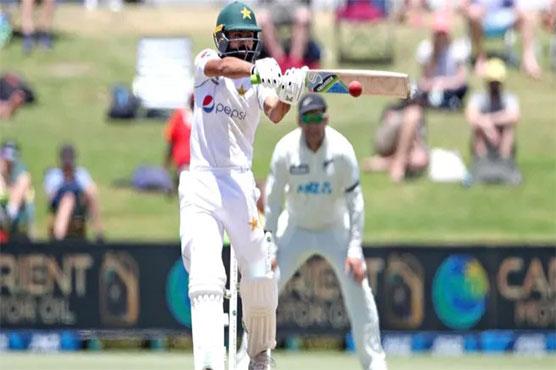 Alam, Rizwan hold Pakistan together after New Zealand strike