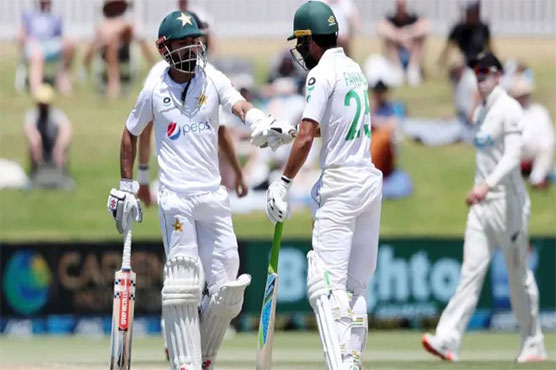 Alam, Rizwan set up grand finale in New Zealand Test