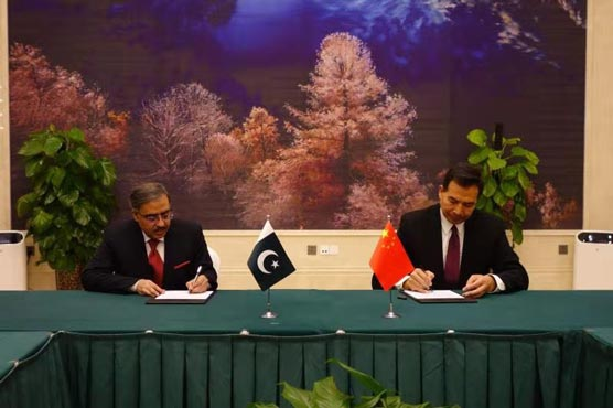 China, Pakistan reaffirm to work closely to promote CPECs positive contributions