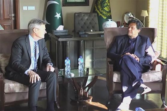 PM Imran expresses govt's resolve to eradicate polio